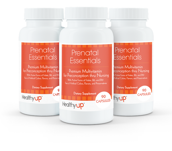 Prenatal Essentials - 3 Pack