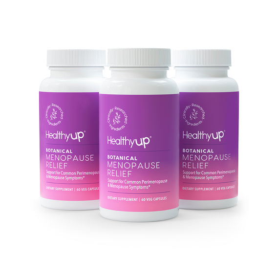 Botanical Menopause Support - 3 Pack