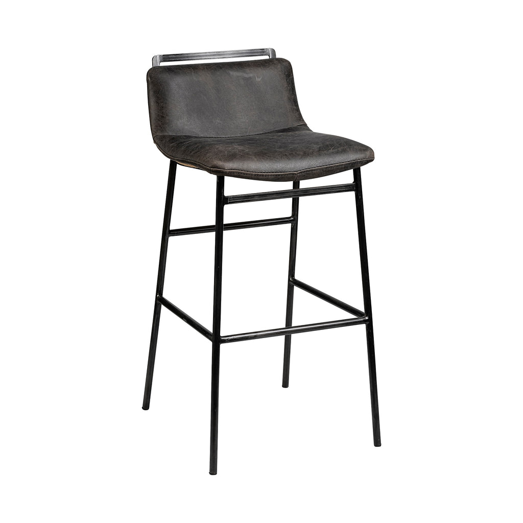 Kovnats Stool - Furniture - Black Rooster Maison