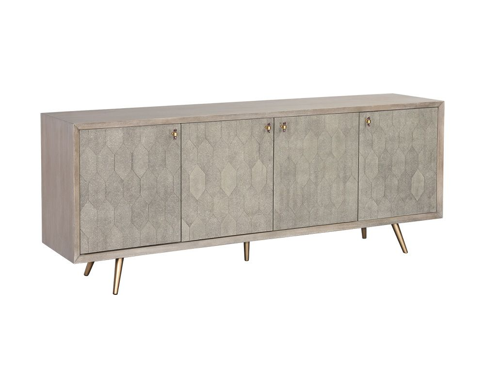 April Sideboard
