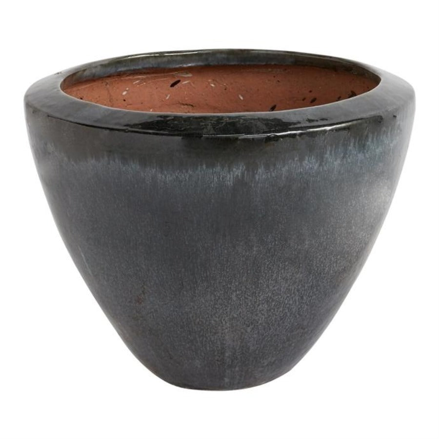 Aziza Pot - Outdoor - Black Rooster Maison