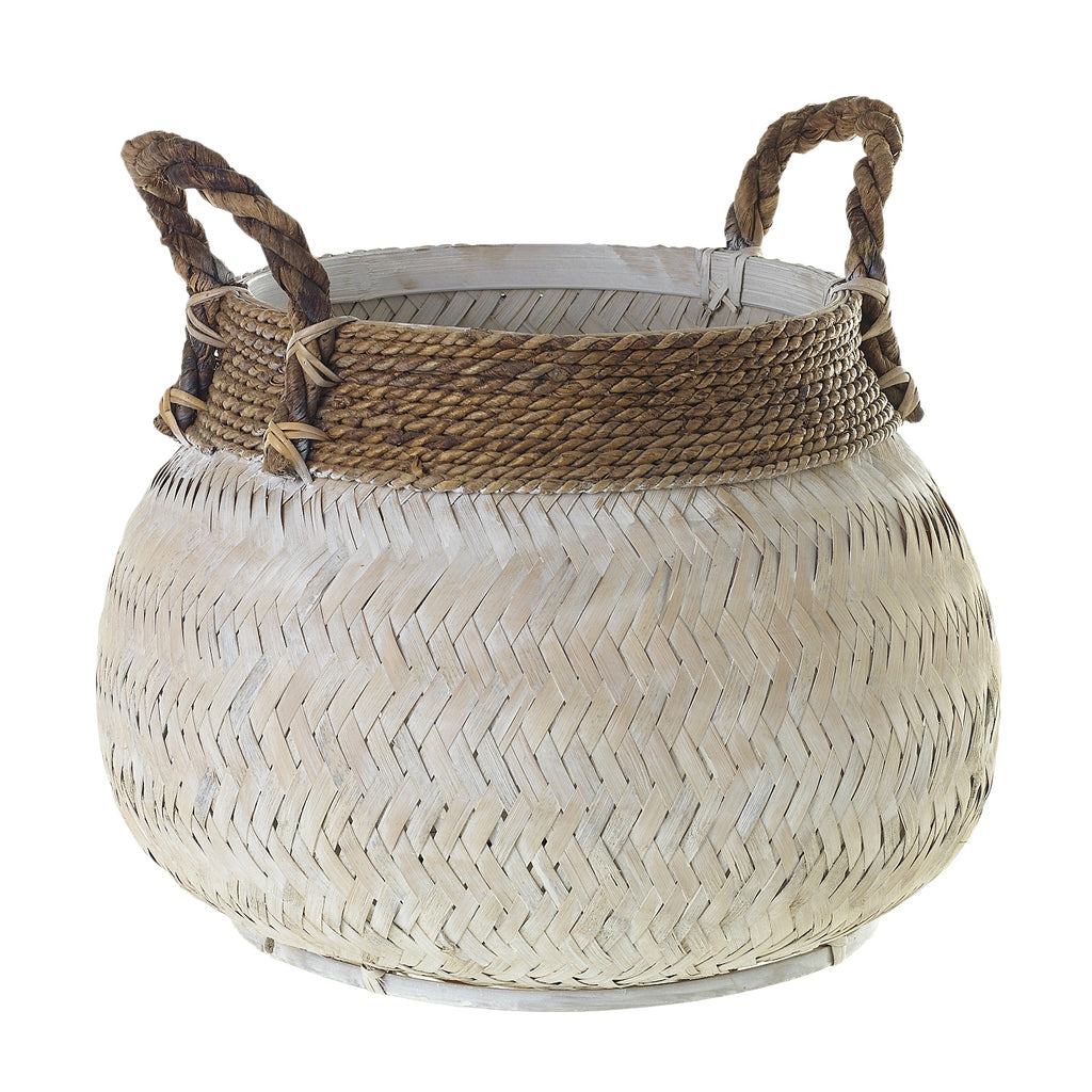 Land Basket - Black Rooster Maison