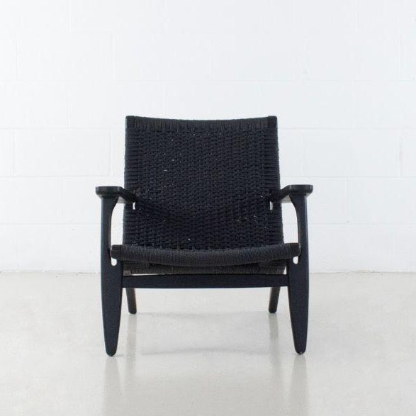 Black Becca Chair - Black Rooster Maison