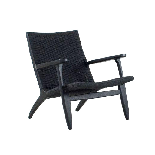 Black Becca Chair - Seating - Black Rooster Maison