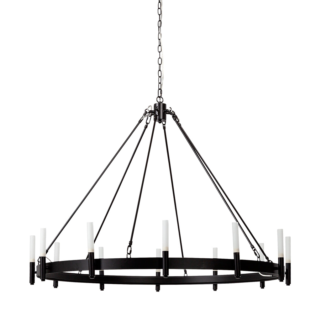 Belle Chandelier - Lighting - Black Rooster Maison