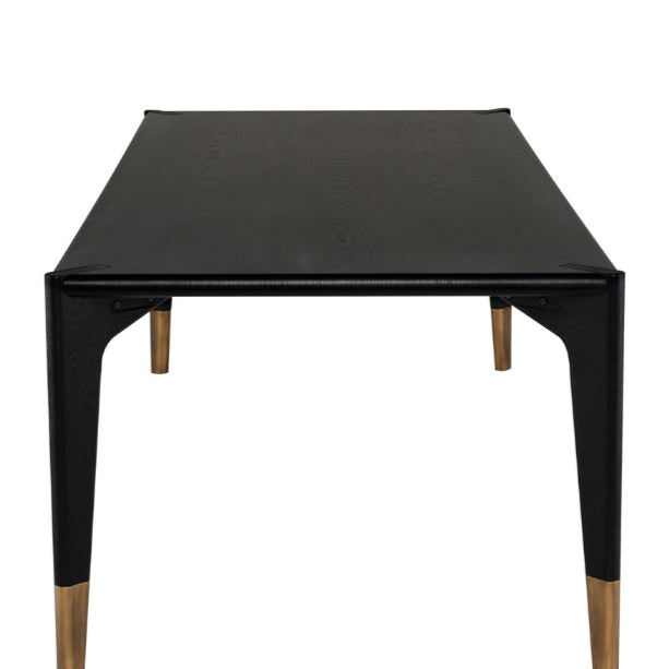 Boris Dining Table - Tables - Black Rooster Maison