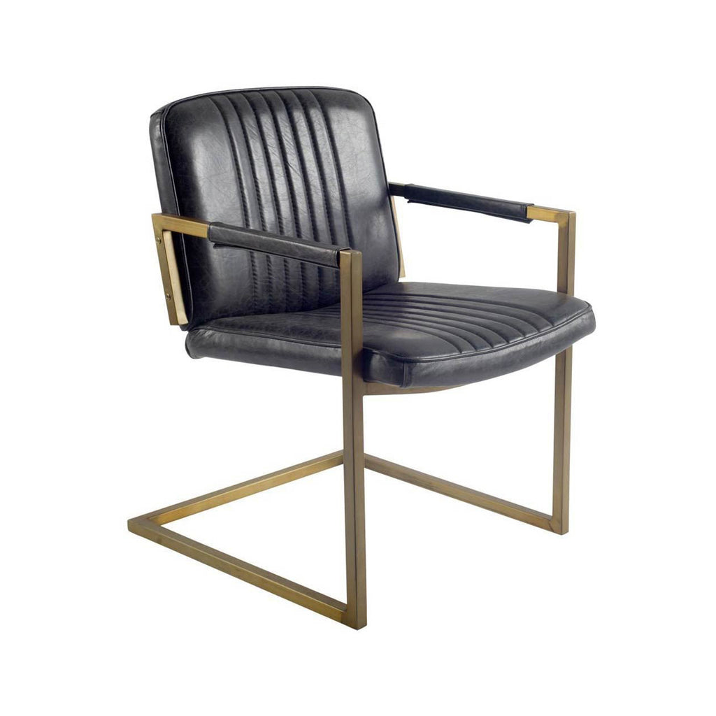 Cantu Chair - Black Rooster Maison