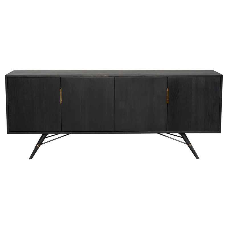 Charlise Sideboard - Black Rooster Maison