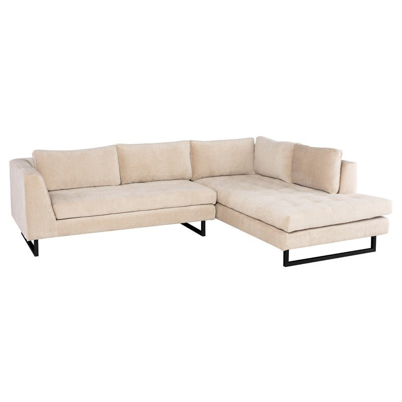 Claudia Sectional - Furniture - Black Rooster Maison