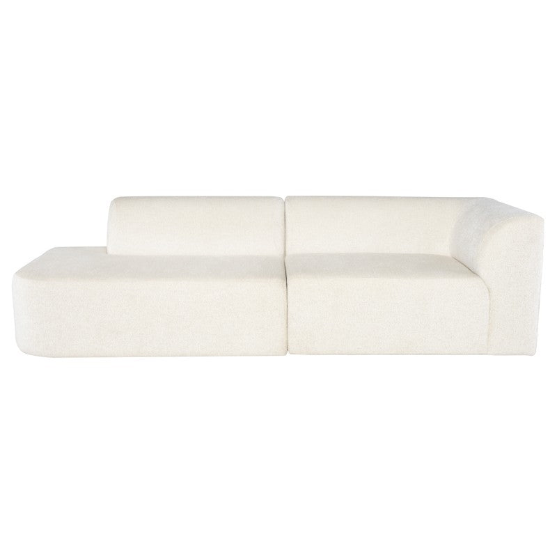 Cohen Coconut Sofa - Furniture - Black Rooster Maison