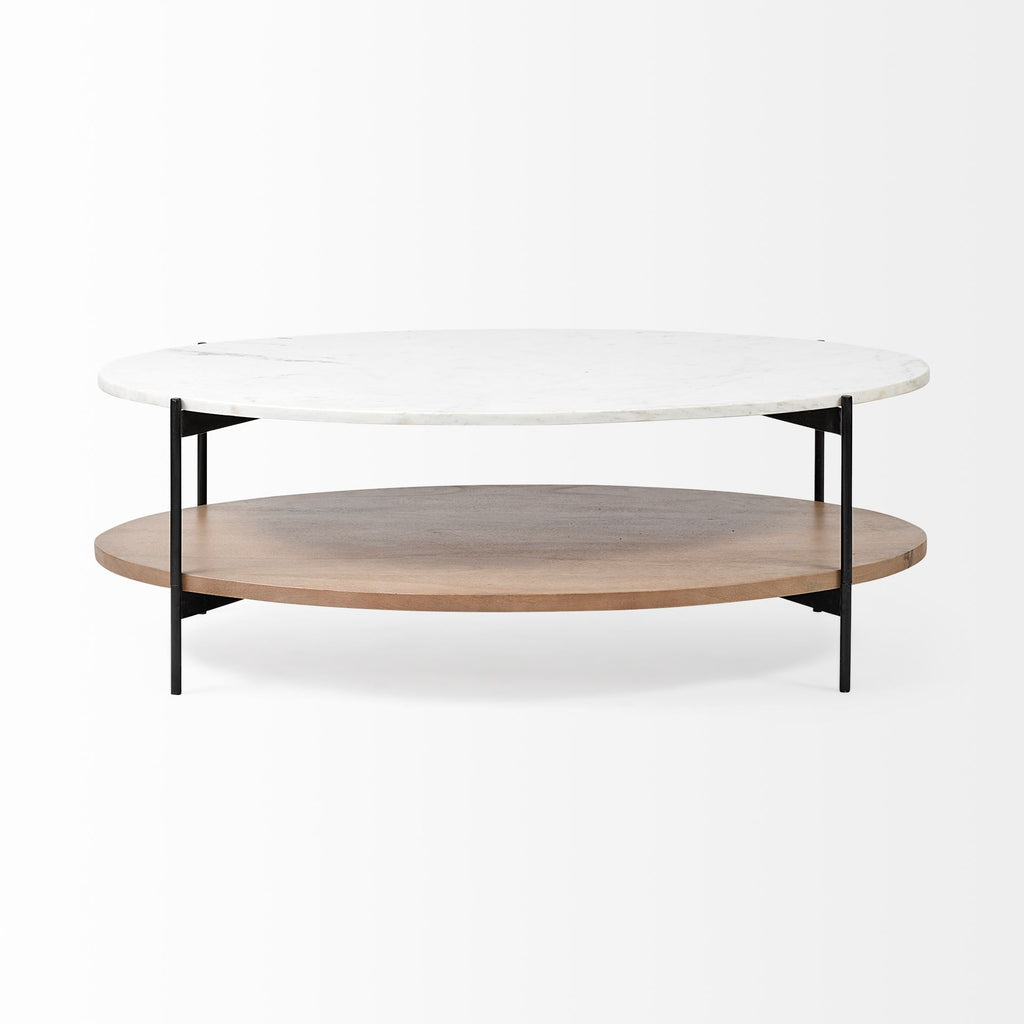 Dua Coffee Table - Black Rooster Maison