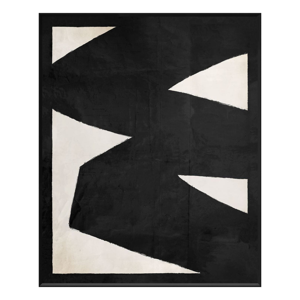 Elle Abstract II - Wall Art - Black Rooster Maison
