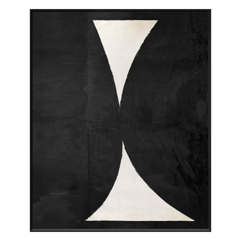 Elle Abstract III - Wall Art - Black Rooster Maison