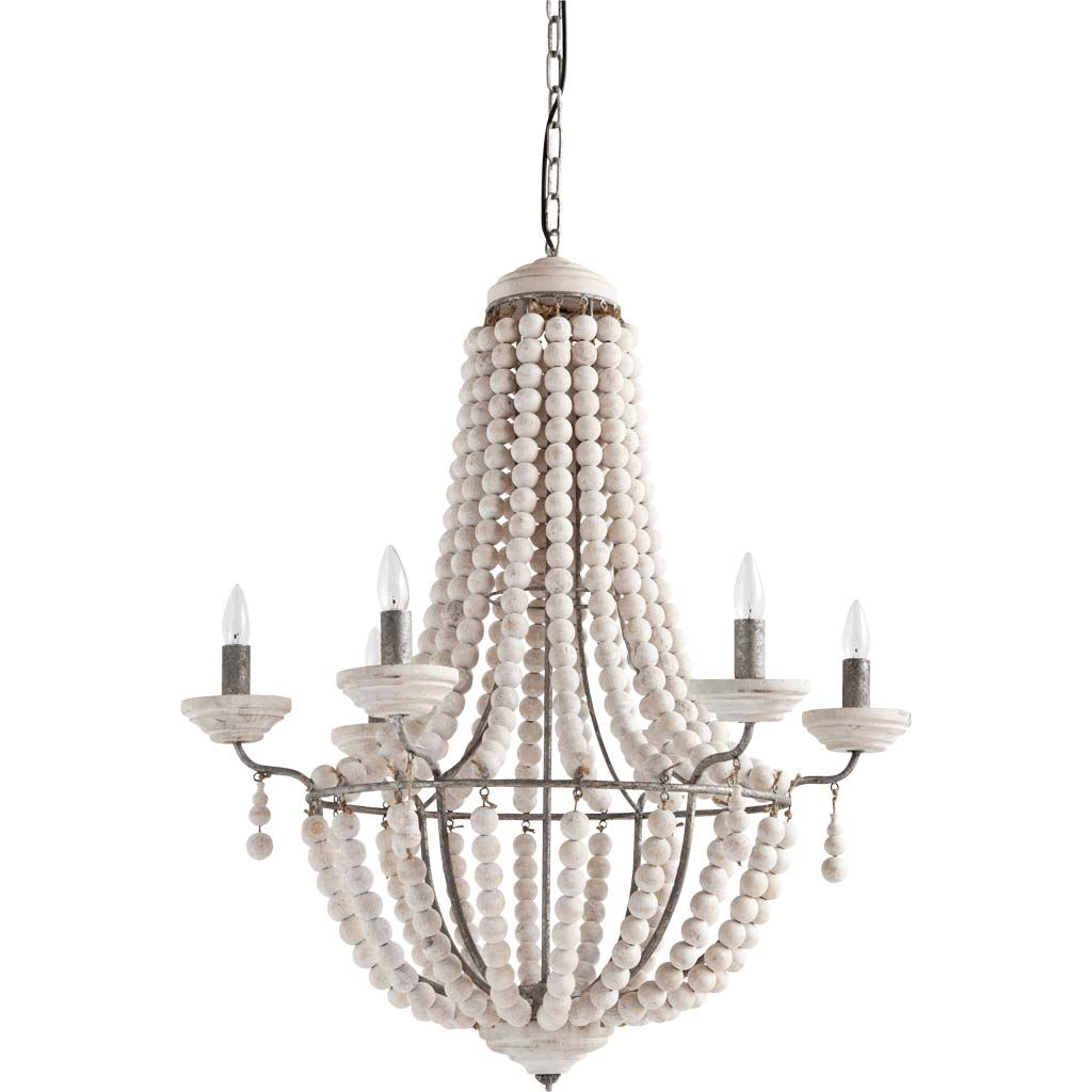 Empira Chandelier - Black Rooster Maison