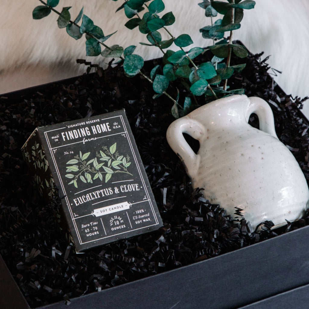 Eucalyptus Black Box