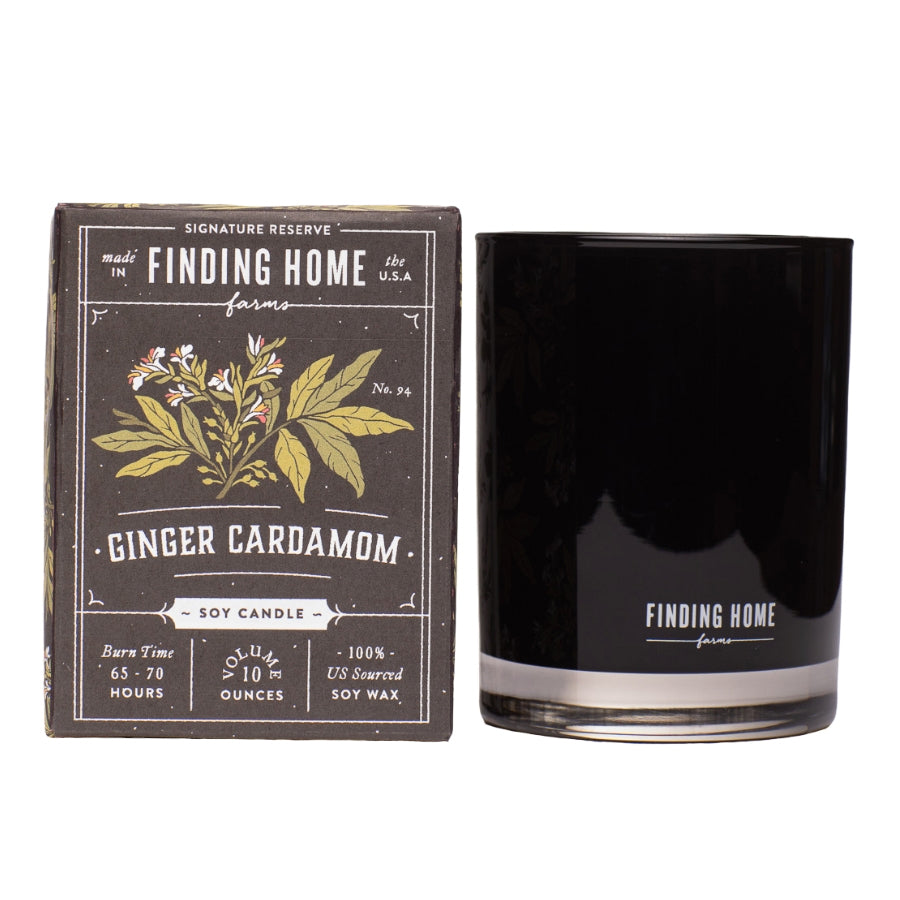 Ginger Cardamom Candle