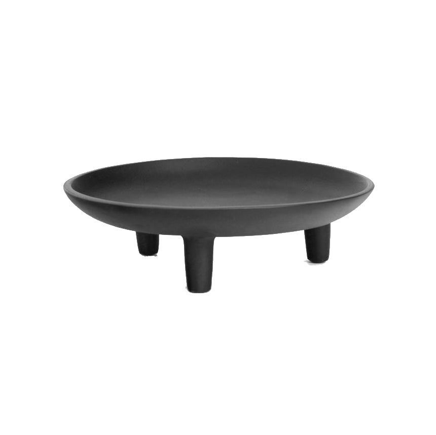 Footed Plate - Accessories - Black Rooster Maison