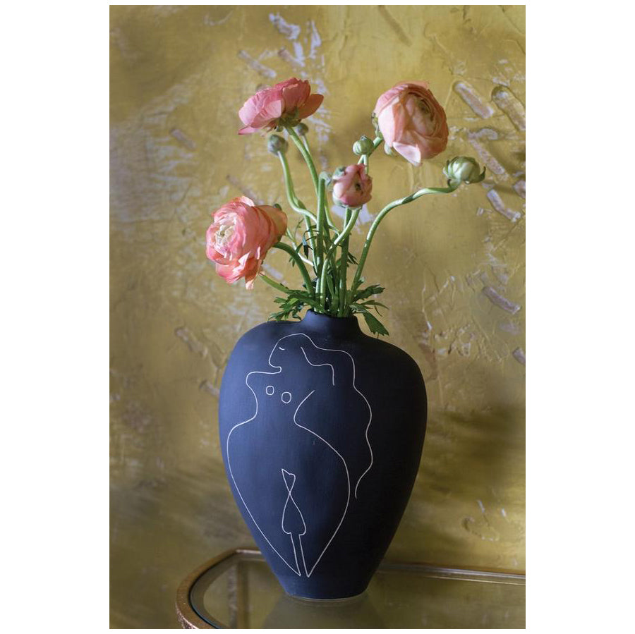 Jessica Vase - Accessories - Black Rooster Maison