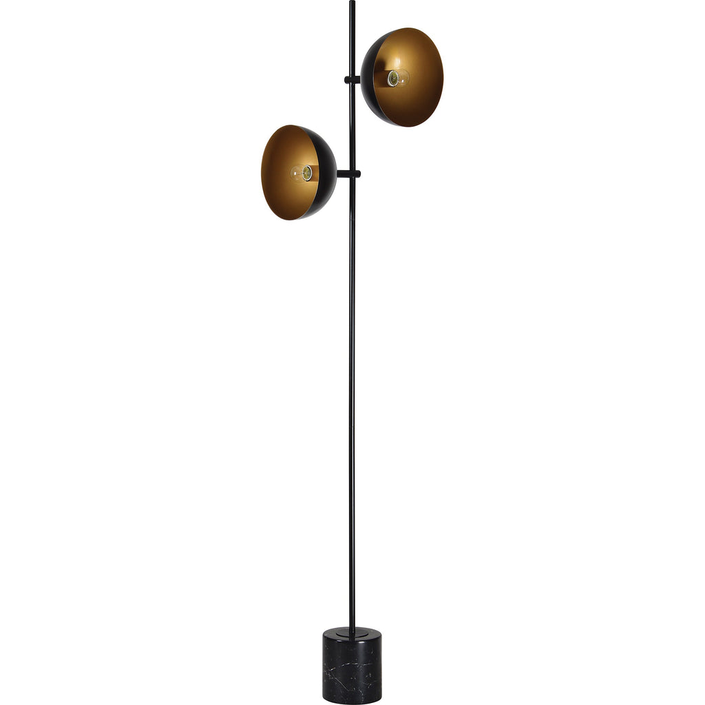 Lane Floor Lamp - Black Rooster Maison