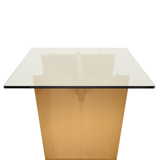 Lennon Dining Table - Furniture - Black Rooster Maison