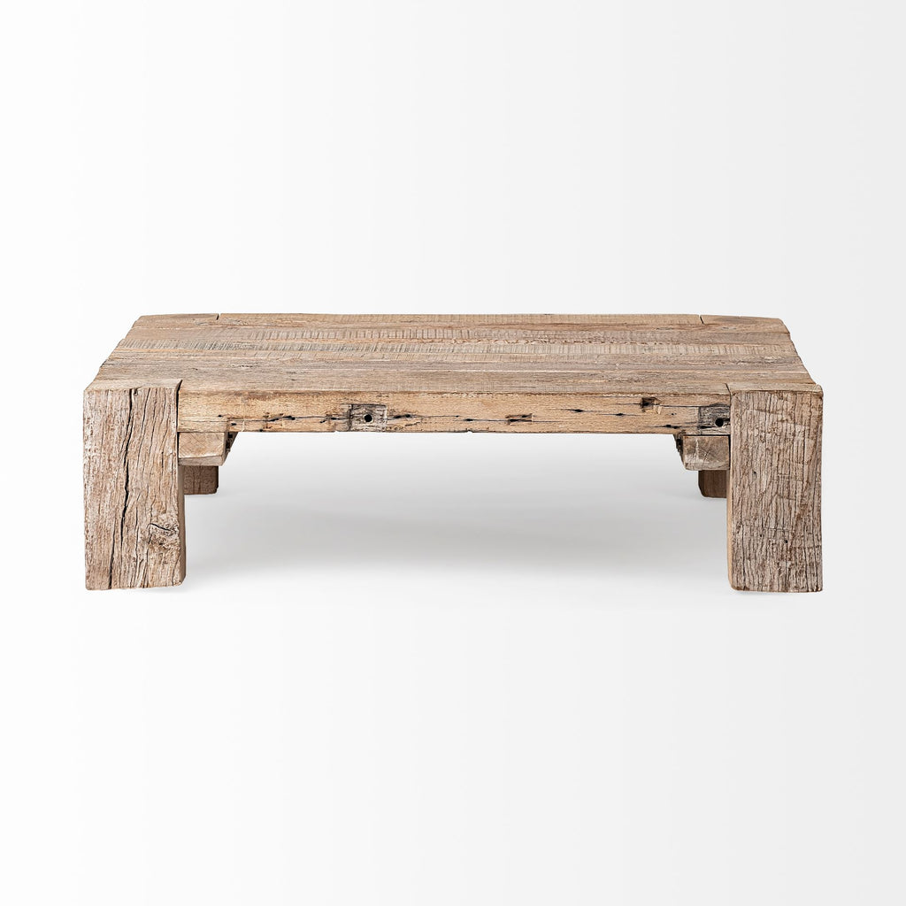 Brute Coffee Table - Furniture - Black Rooster Maison