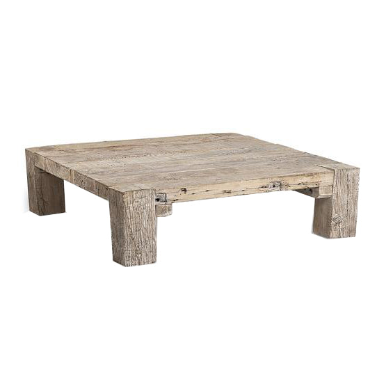 Brute Coffee Table - Black Rooster Maison