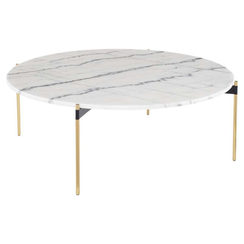 Rule Coffee Table - Black Rooster Maison
