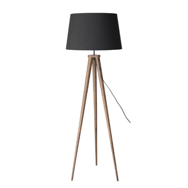 Sade Floor Lamp - Lighting - Black Rooster Maison