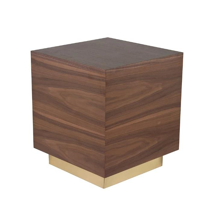 Sequoia Side Table - Tables - Black Rooster Maison