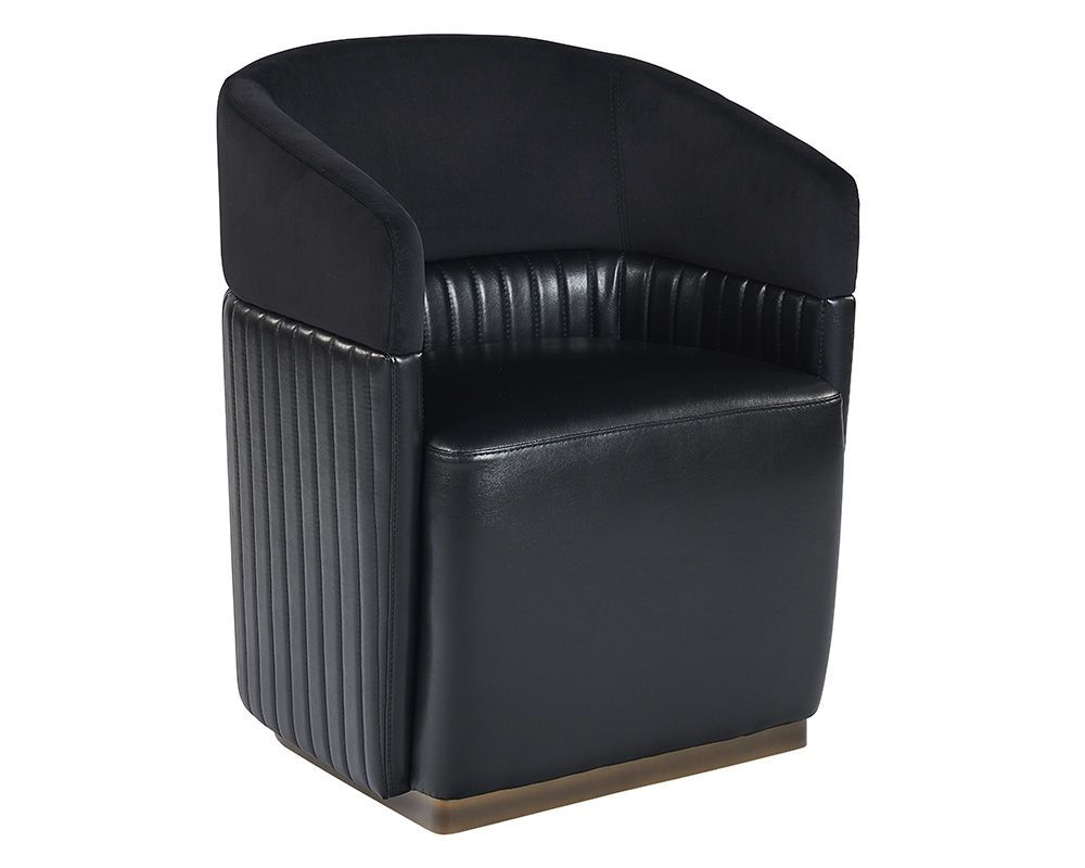 Tobi Chair - Black Rooster Maison