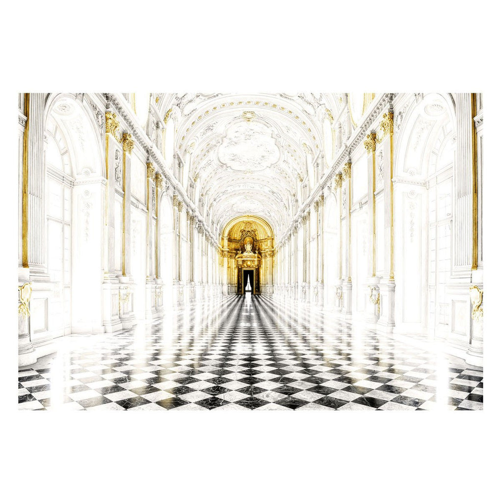 Palazzo Venaria on Acrylic - Wall Art - Black Rooster Maison