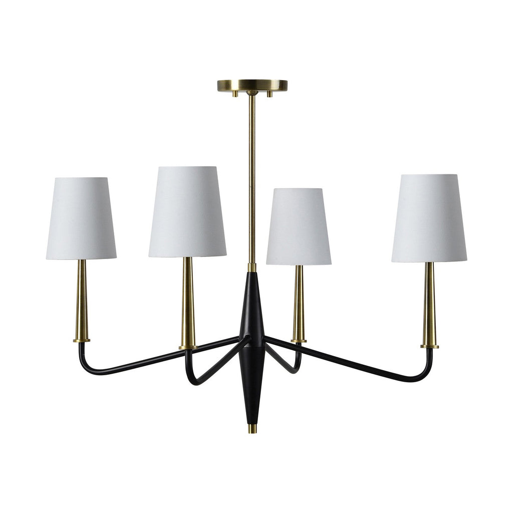 Vine Chandelier - Lighting - Black Rooster Maison