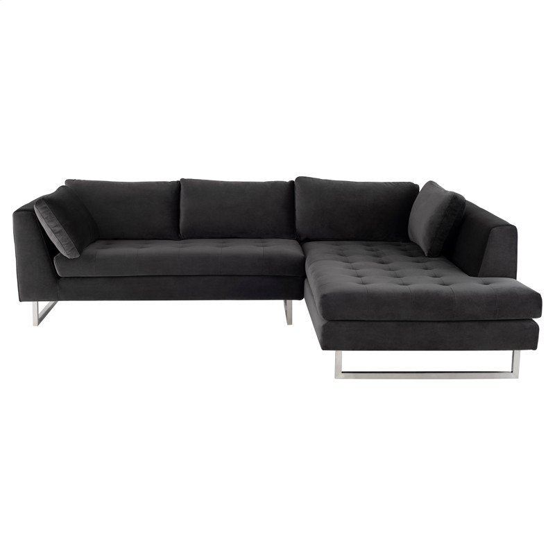 Wolseley Sectional - Furniture - Black Rooster Maison