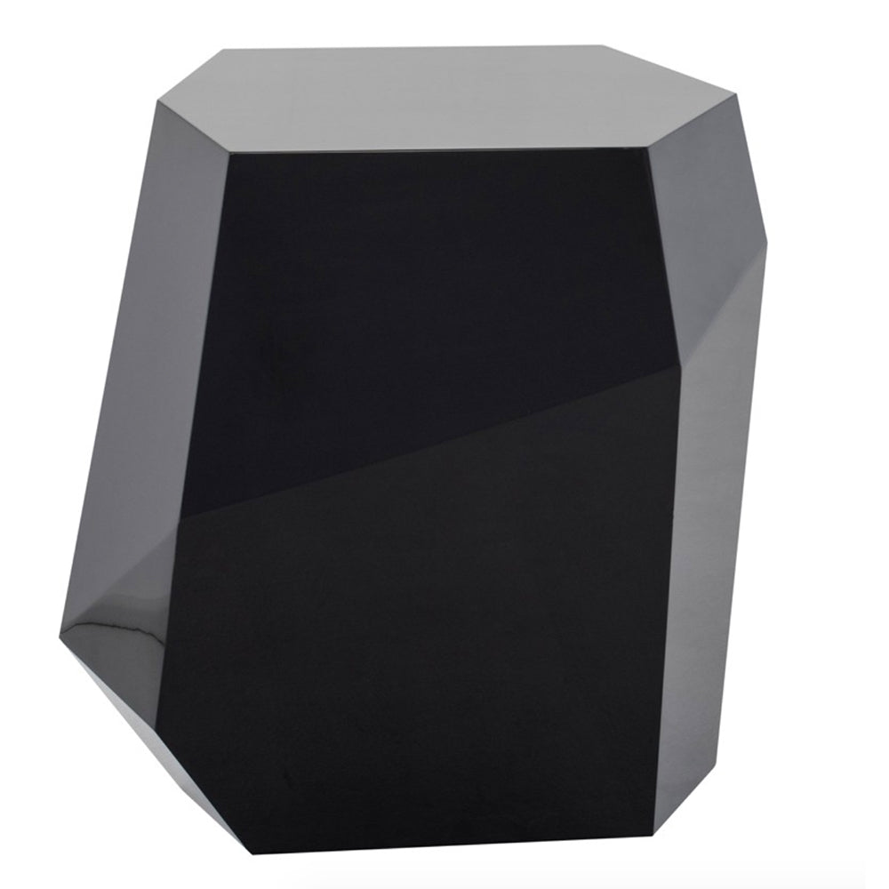 Boulder Accent Table - Tables - Black Rooster Maison