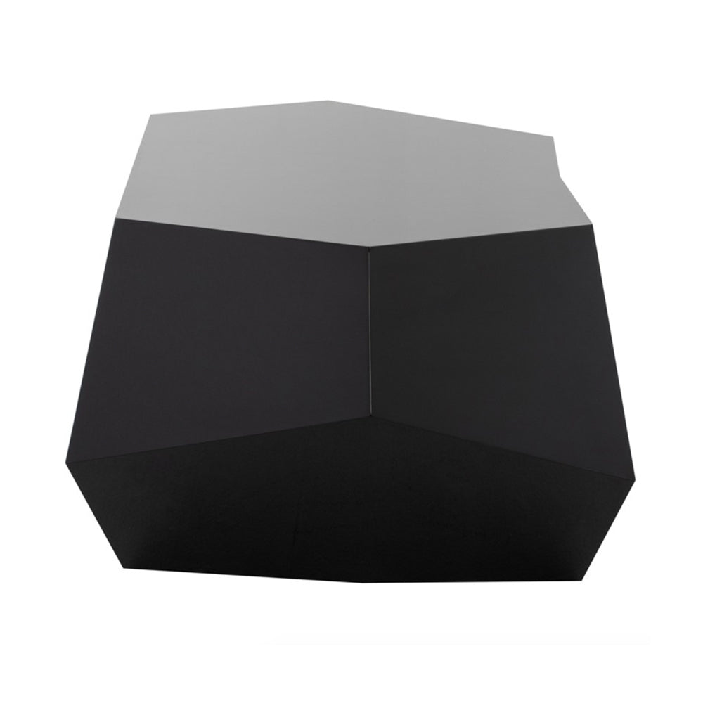Boulder Coffee Table - Black Rooster Maison