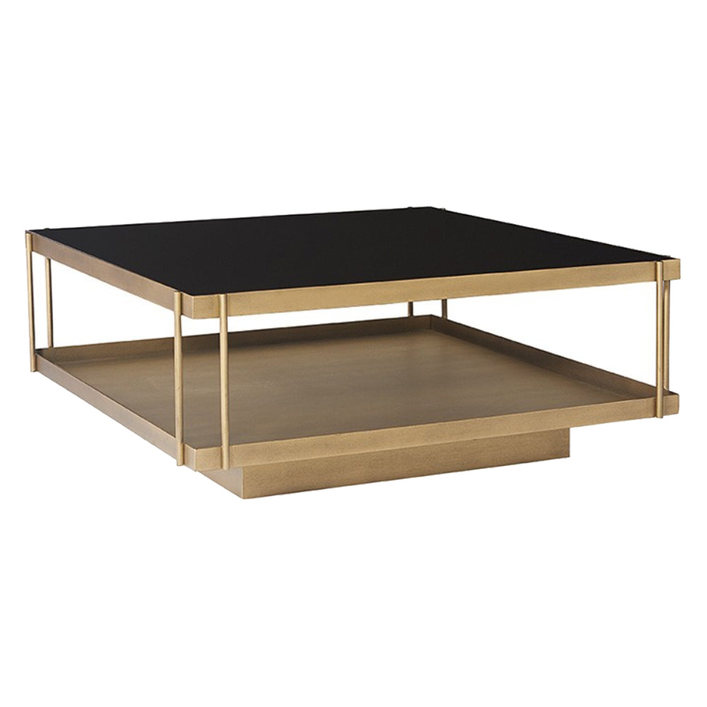 Montau Coffee Table - Tables - Black Rooster Maison