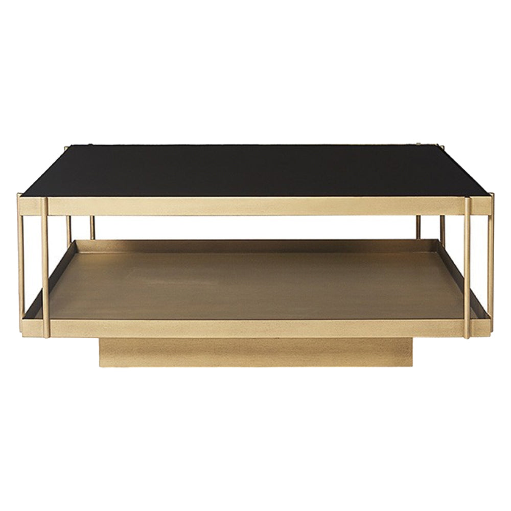 Montau Coffee Table - Furniture - Black Rooster Maison