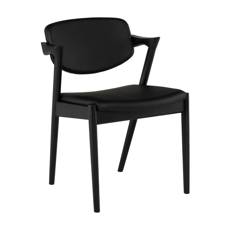 Barron Dining Chair - Seating - Black Rooster Maison