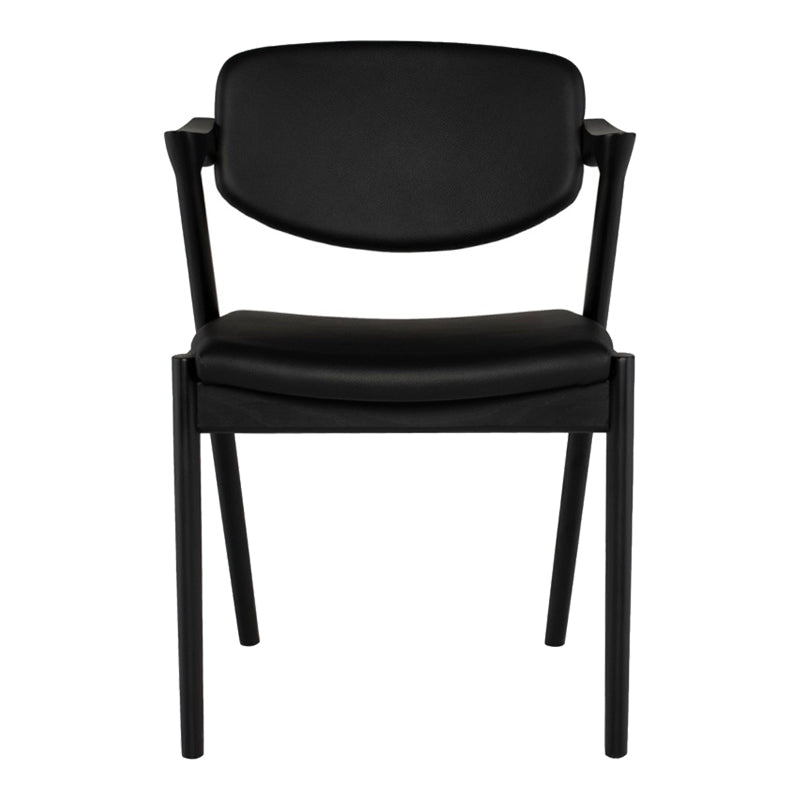 Barron Dining Chair - Black Rooster Maison