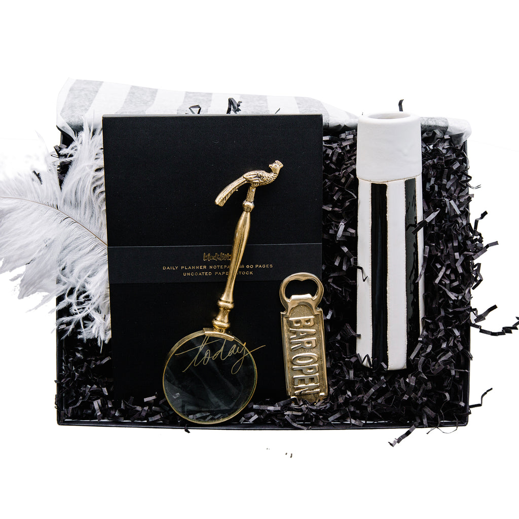The Boss Box - Black Box - Black Rooster Maison