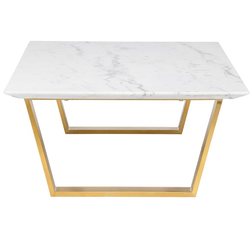 Marble Cartier Coffee Table - Black Rooster Maison