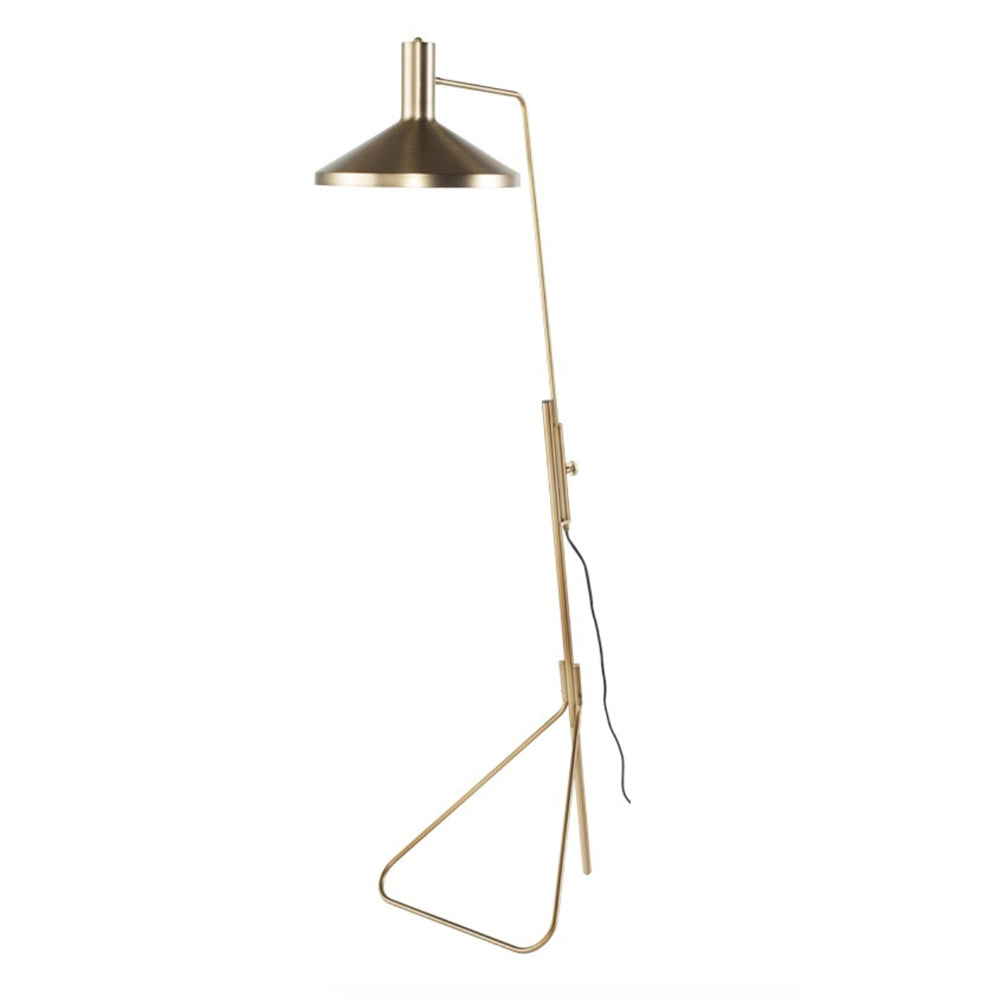 Fortuna Floor Lamp - Black Rooster Maison