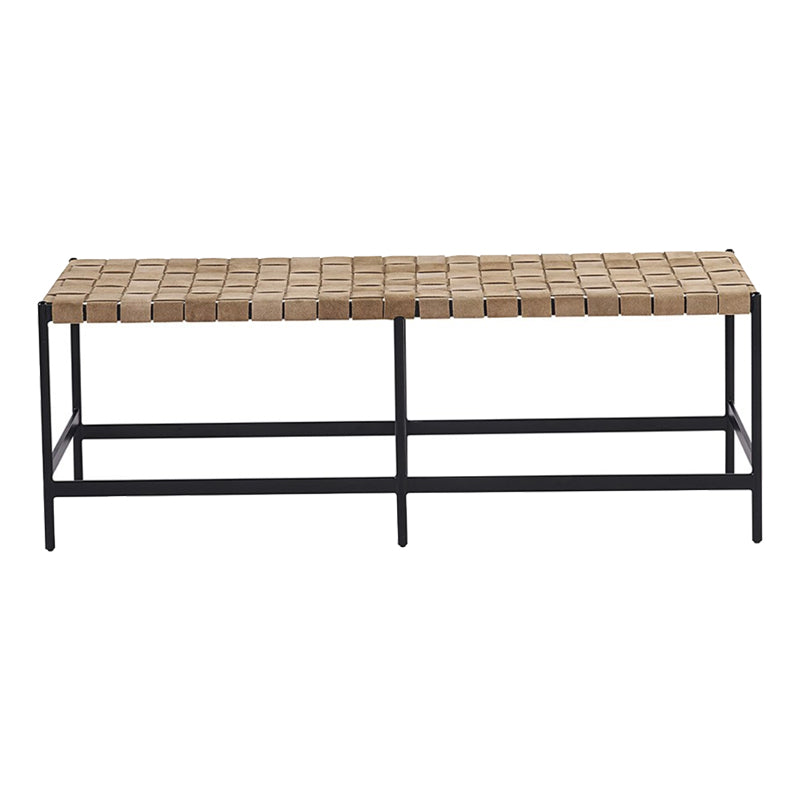 Klein Bench - Seating - Black Rooster Maison