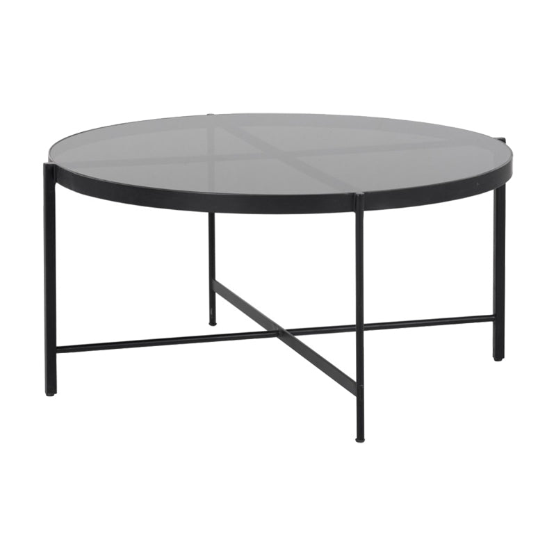Mormont Coffee Table - Black Rooster Maison