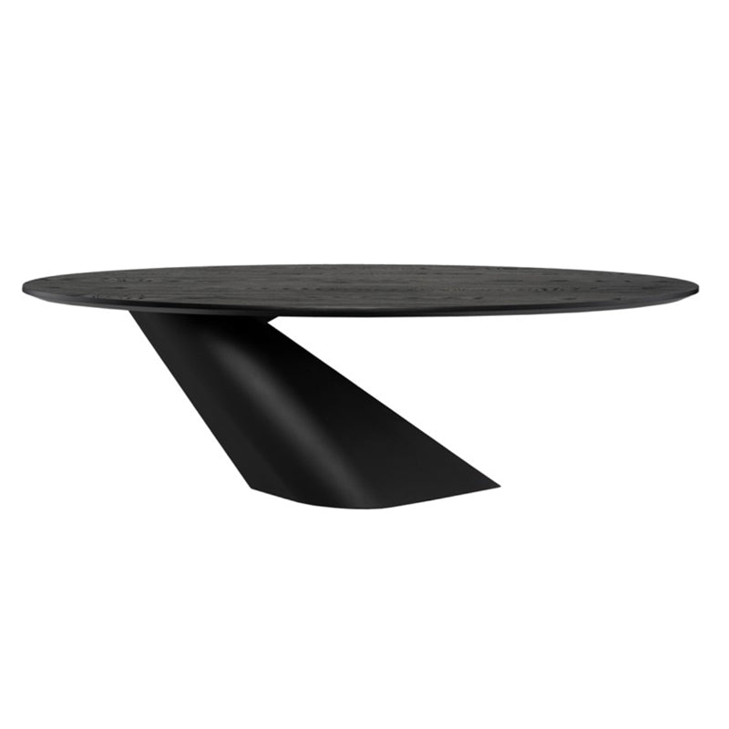 Onyx Dining Table - Black Rooster Maison