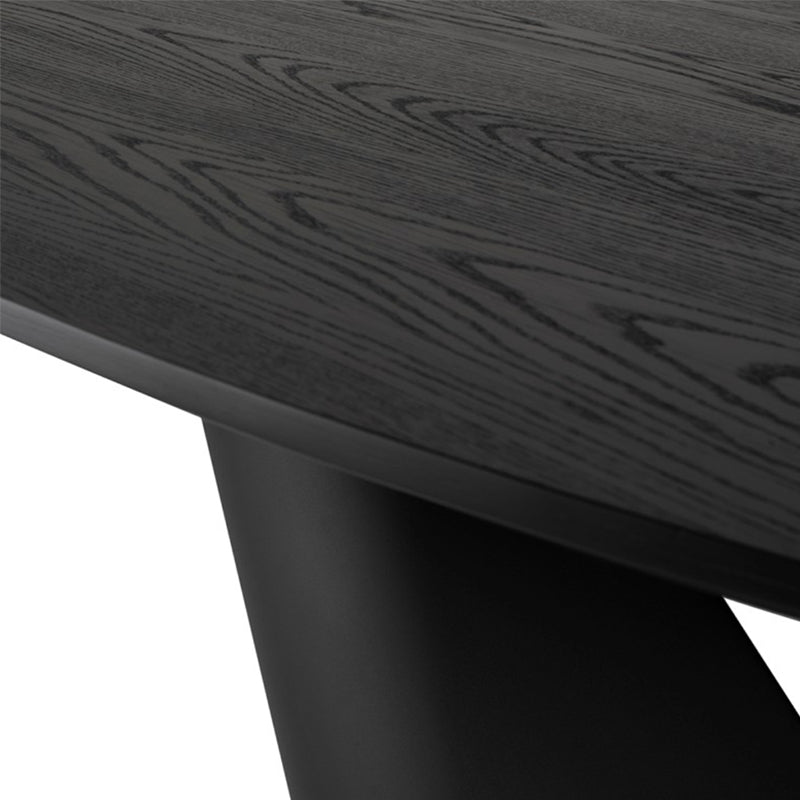 Onyx Dining Table - Tables - Black Rooster Maison