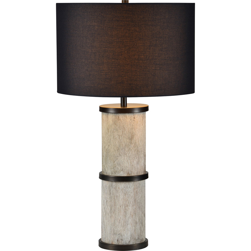 Pine Table Lamp - Lighting - Black Rooster Maison