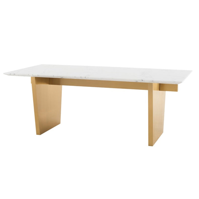 Skylar Dining Table - Tables - Black Rooster Maison