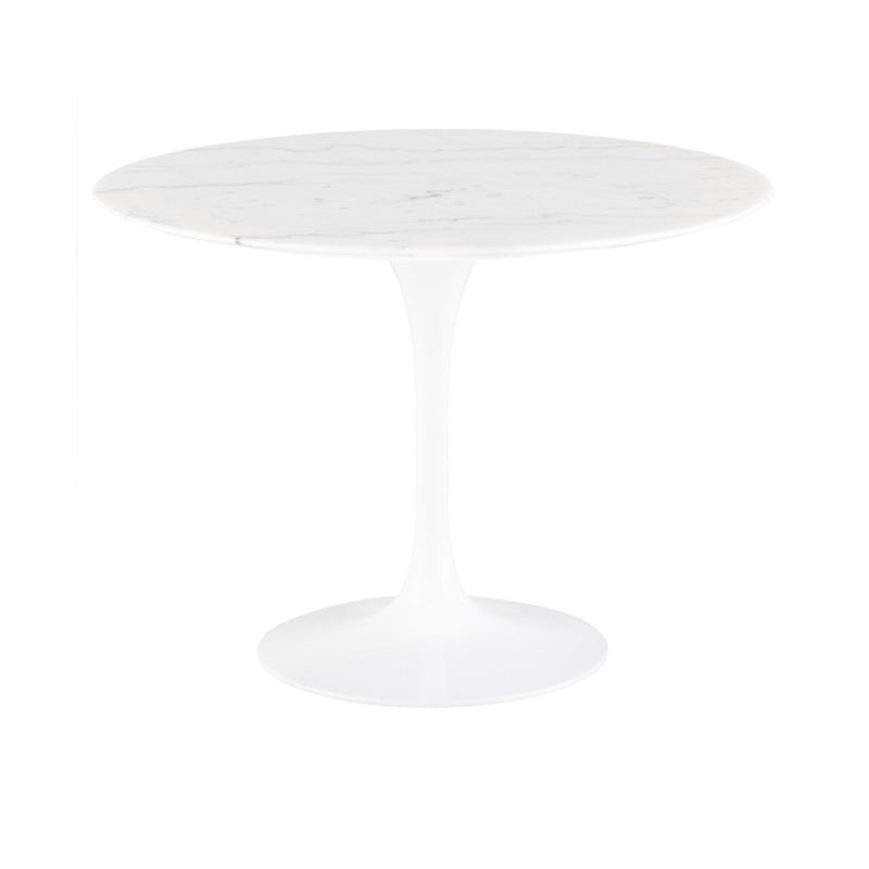 Round Tulip Dining Table - Black Rooster Maison
