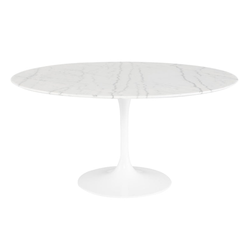 Round Tulip Dining Table - Tables - Black Rooster Maison